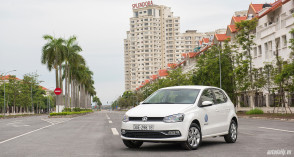 Volkswagen Polo hatchback 2016