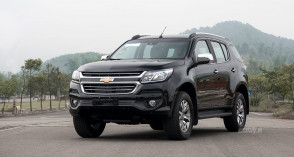Chevrolet Trailblazer 2.8AT 4x4 2018