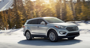 Hyundai Santafe 2.2 AT 2WD 2015